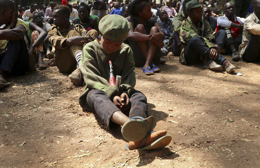 In South Sudan, a new approach in ending child soldiers' use