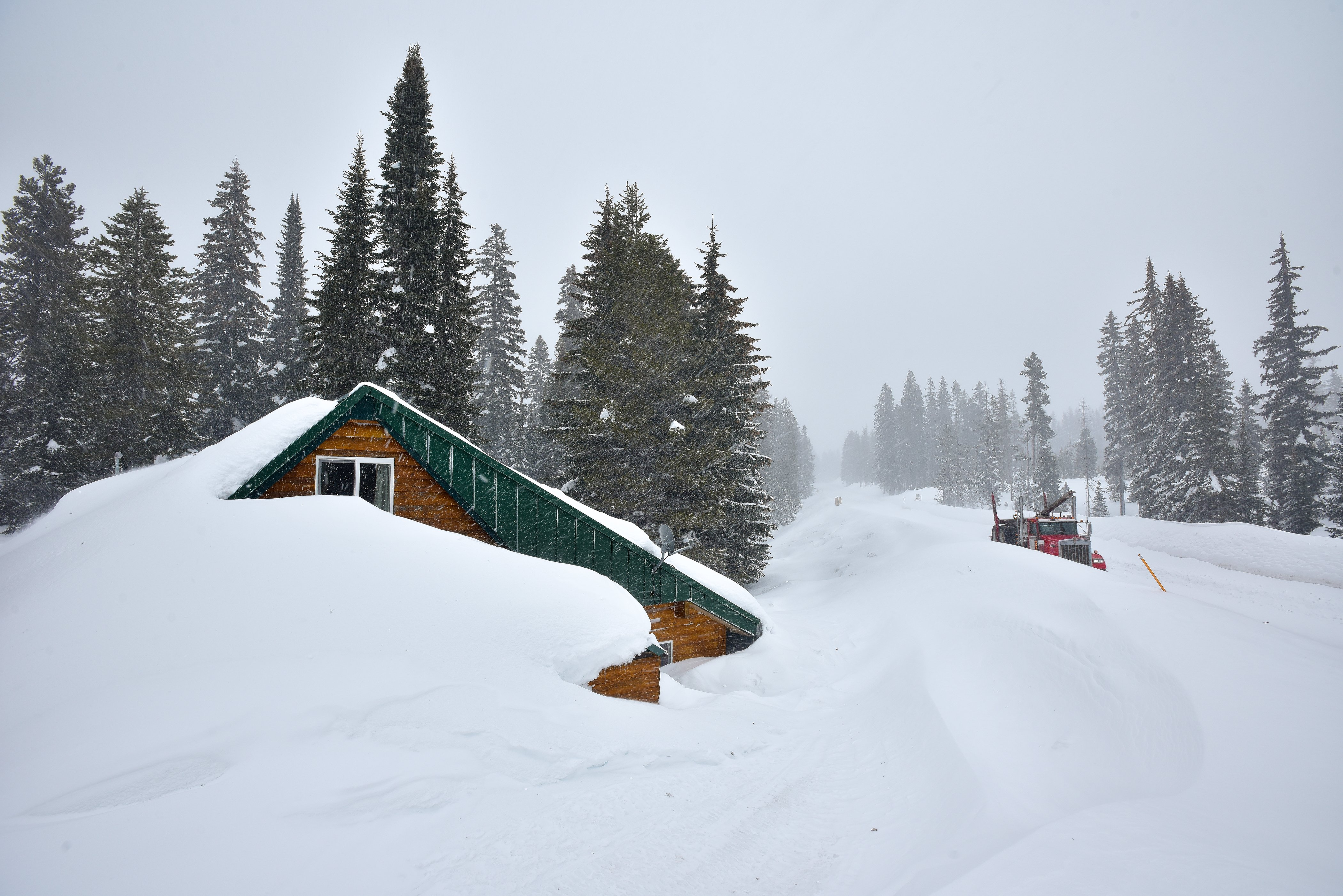 Slow Snow Melt Avoids Worst Case Scenarios Local News Eastoregonian Com