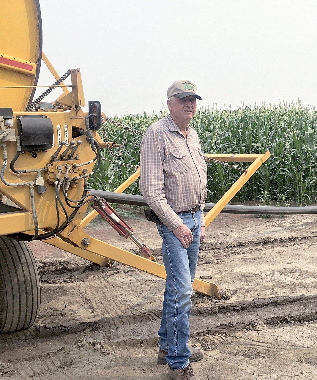 A century of farming