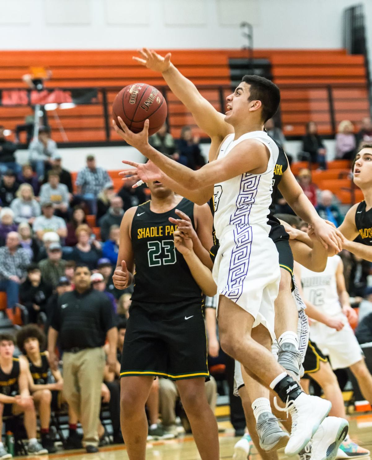 District 8 boys   Dawgs end season with loss to Shadle Park