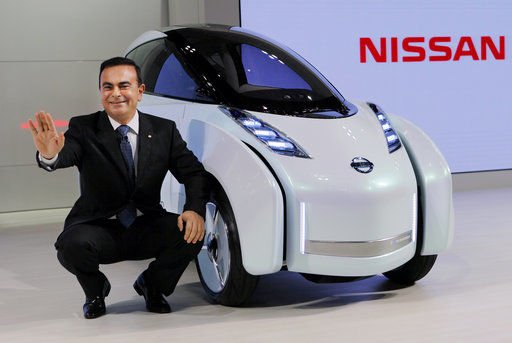 Carlos Ghosn: Auto industry visionary turns into scandal