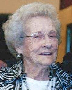 Elaine Nina Trimble Hereford August 21, 1921-August 17, 2015