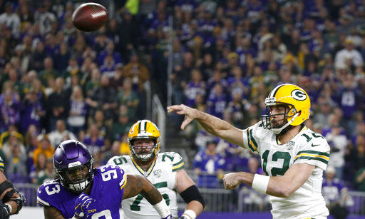 Skidding Packers face steep climb to reach playoffs
