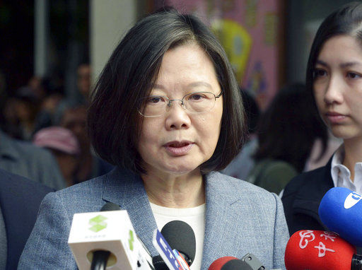 Analysis: Strong opposition results challenge Taiwan's Tsai