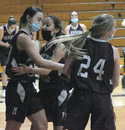 Menominee girls basketball