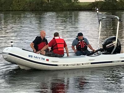 Town of Peshtigo Fire Department has placed a new rescue craft into service