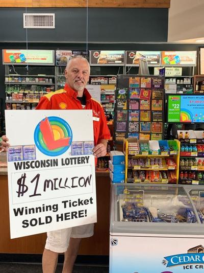 Winning lottery ticket sold in Coleman