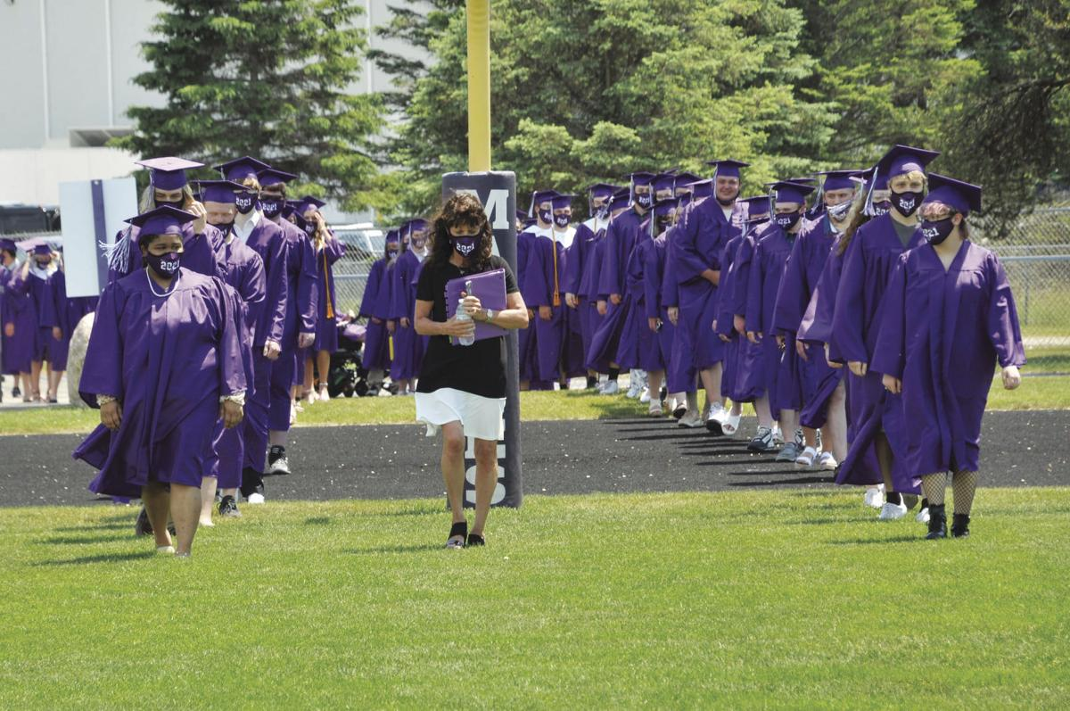 Class of 2021 prepares for commencement
