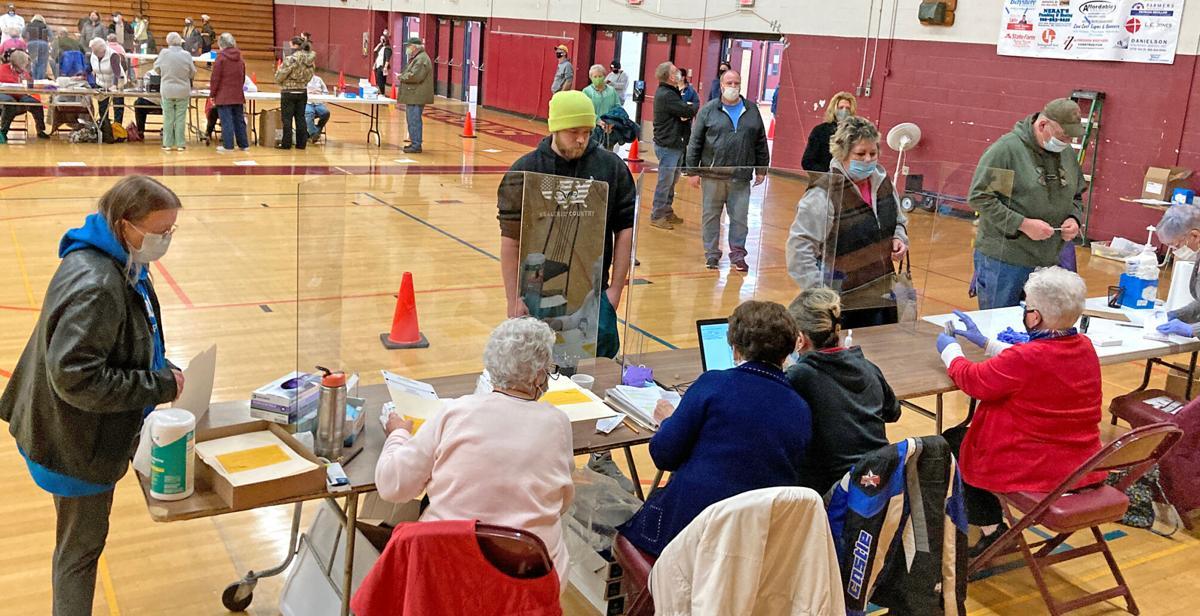 Menominee voting