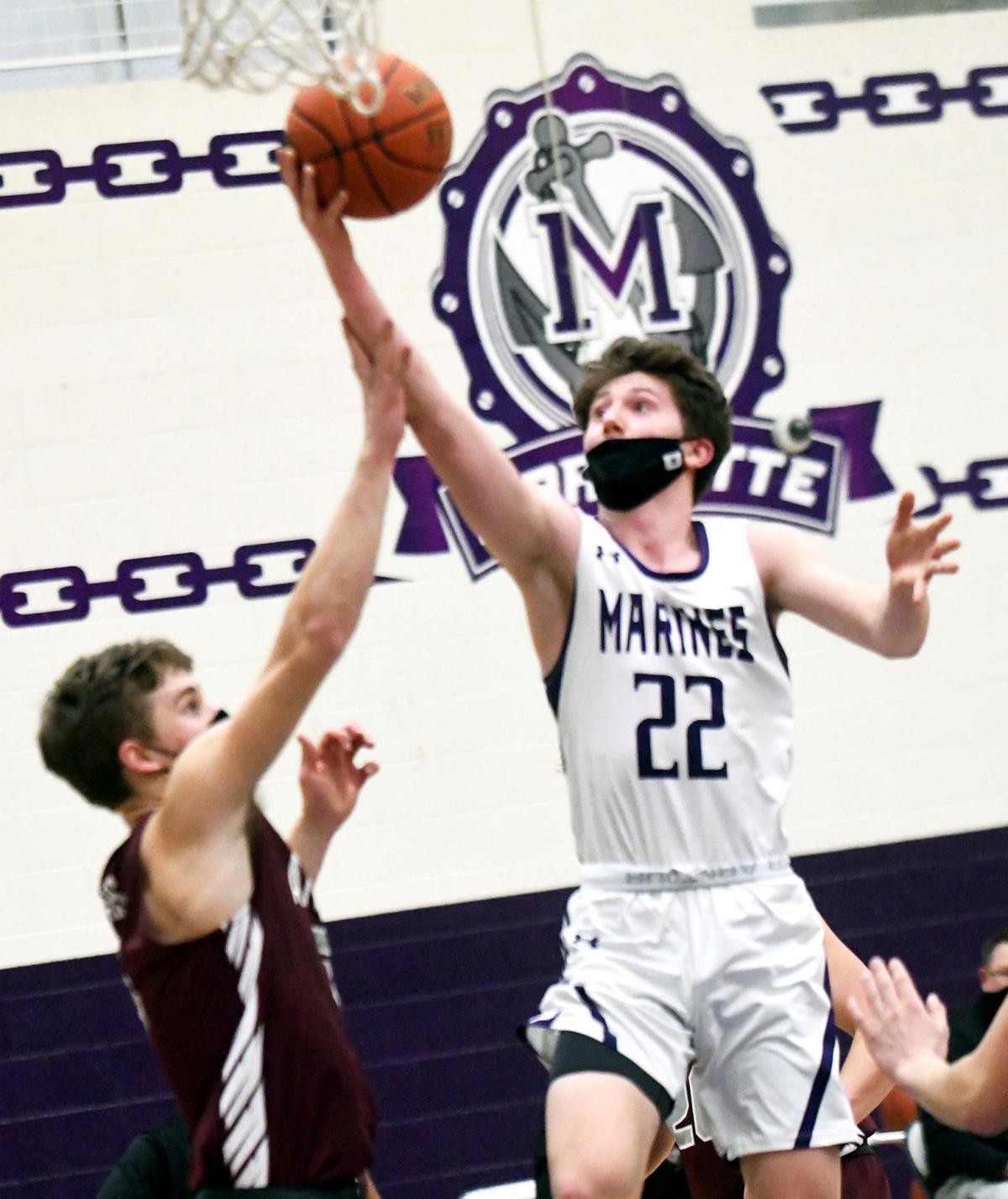 Marinette basketball 1