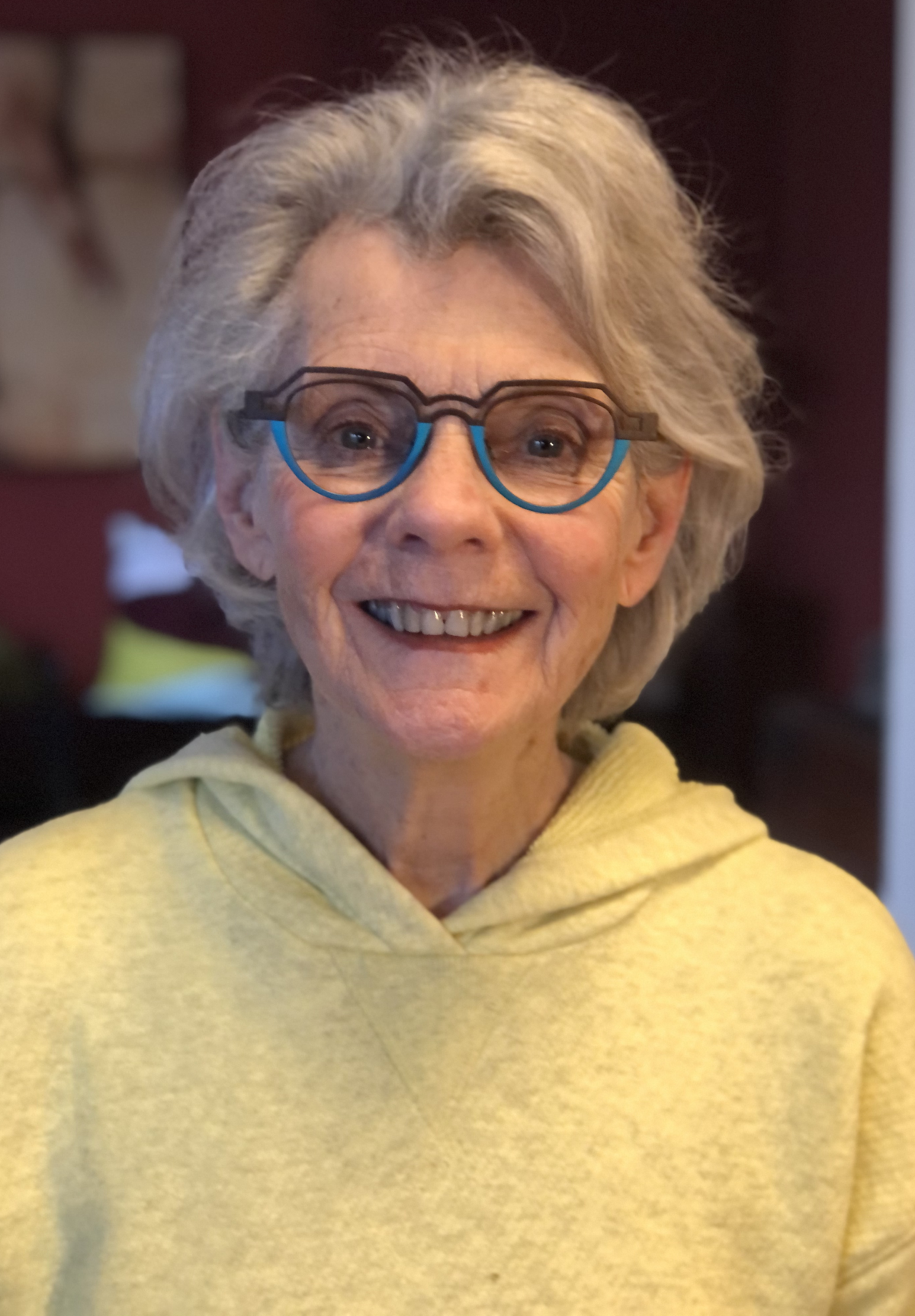 Nancy Kaufman Mug