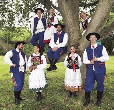 Dolina Polish Folk Dancers to perform at Polish Heritage Days