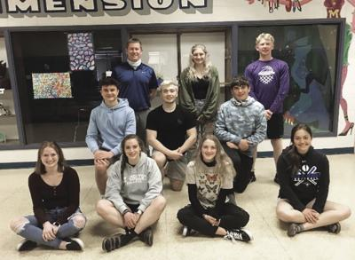 Marinette FBLA members qualify for nationals