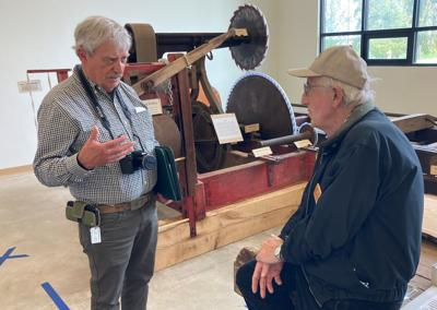 Forest history association sees bright side of 1871 fires