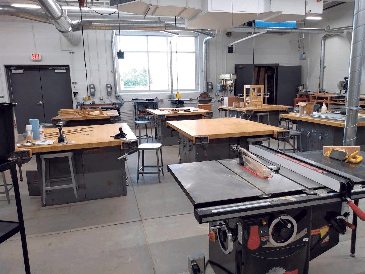 Coleman machine shop