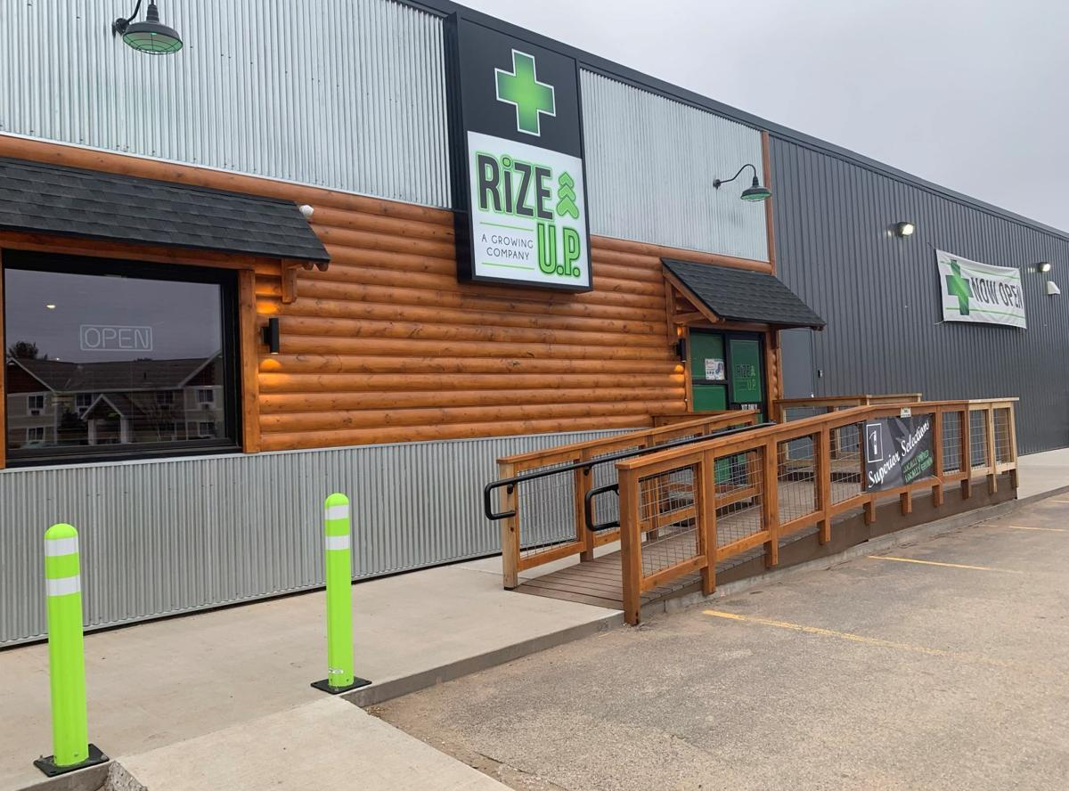 Rize marijuana buys 2.5 acres in Menominee