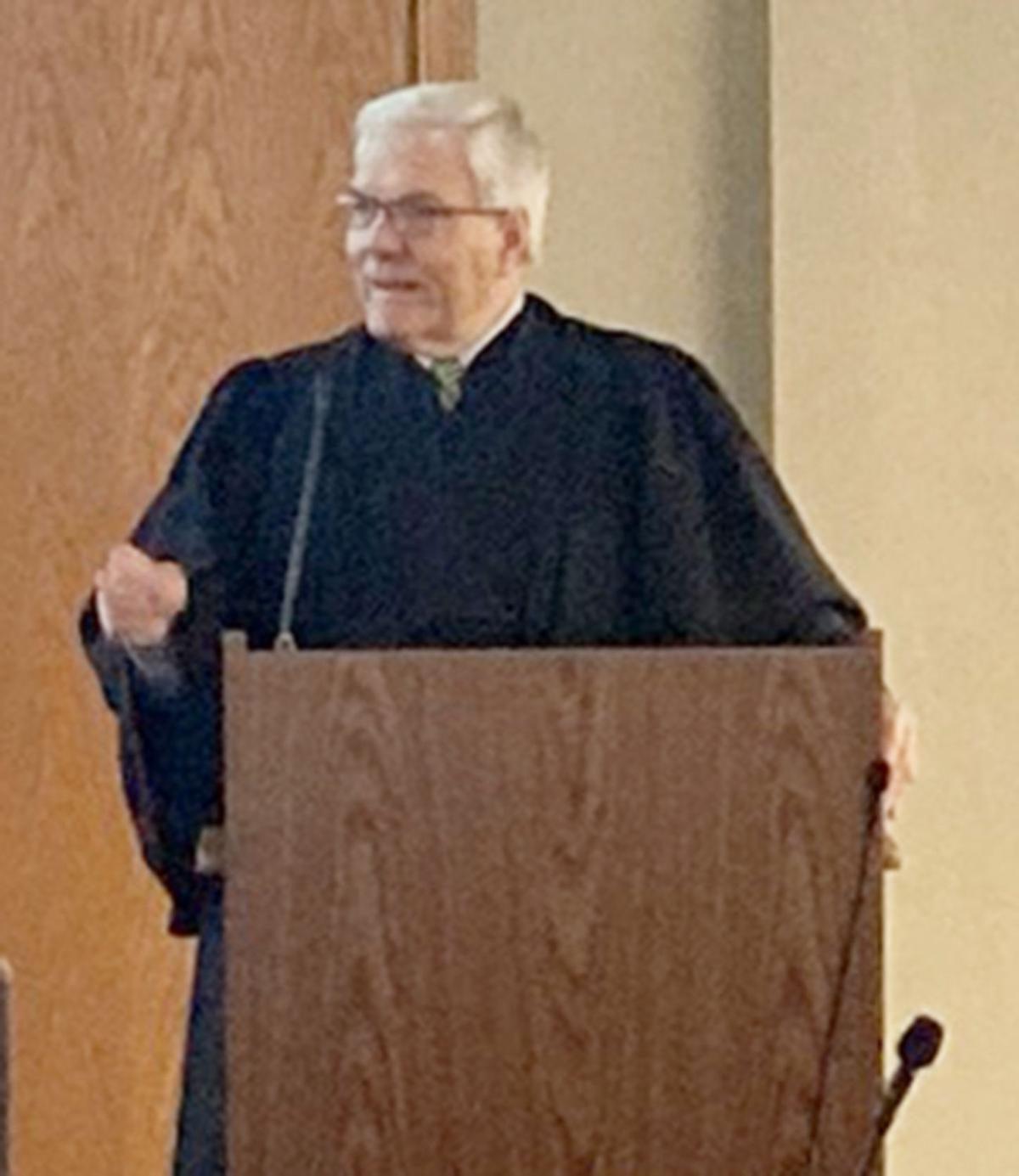 Judge Morrison County Board