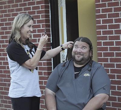 Gilmore's braids