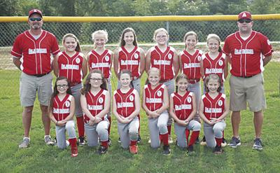 Zion Chapel Dixie Angels headed to Dixie Softball World