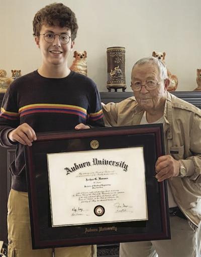 proud granddad