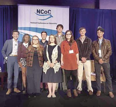ZC students in Washington