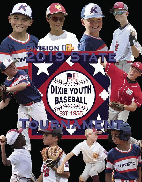 Coffee County represented well at Dixie Youth Baseball Division II
