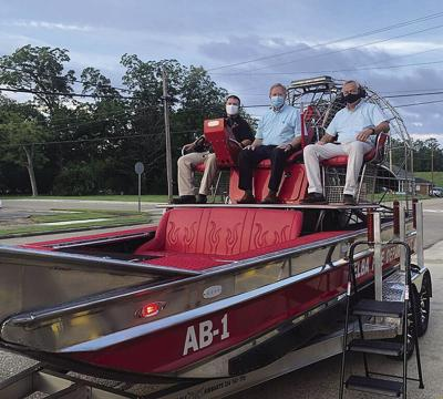 FD airboat