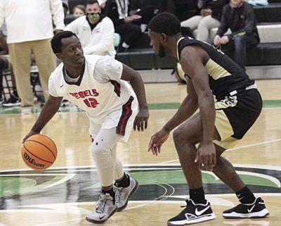 Elba and Zion Chapel basketball