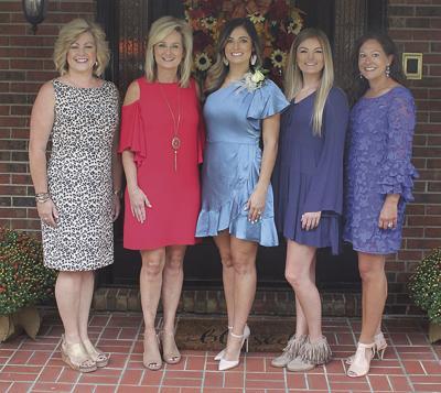 Bridal shower for Madison Laney