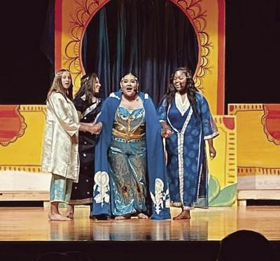 Aladdin Jr scene