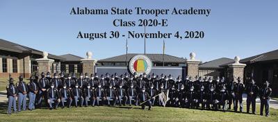 troopers graduate