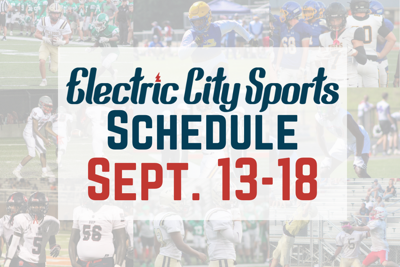 Electric City Sports Schedule Aug. 16-21