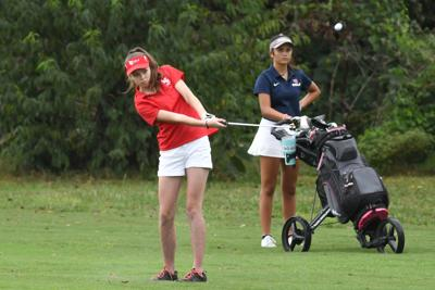 Lady Falcon golf season ends in Region