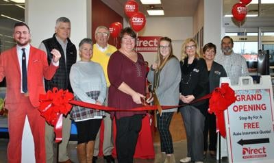 Direct Auto Insurance opens office inside Walmart