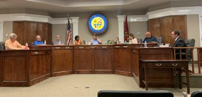 Fayetteville BOMA pondering Scott Collings future as city administrator  as performance evaluation hits all-time low