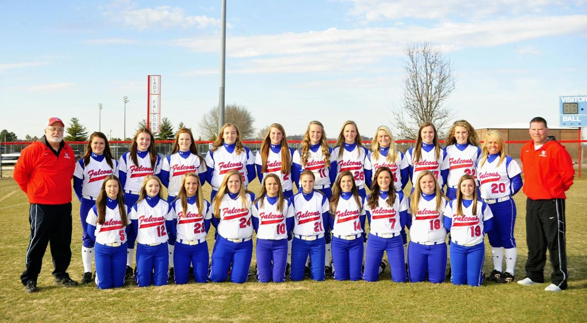 Lady Falcon softball prepares for new season