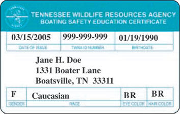 Library new boat exam site