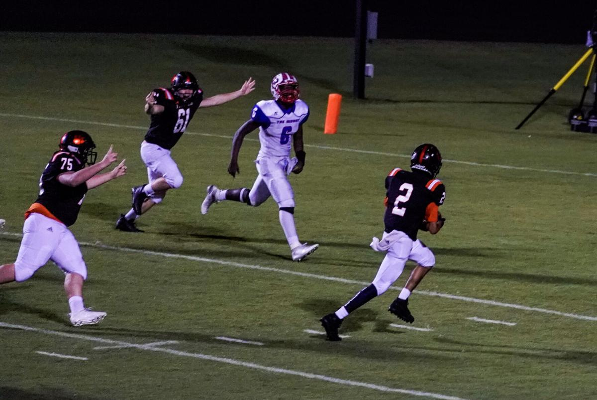 Tigers put up big numbers in rout at home