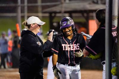 Lady Tigers play full slate of games