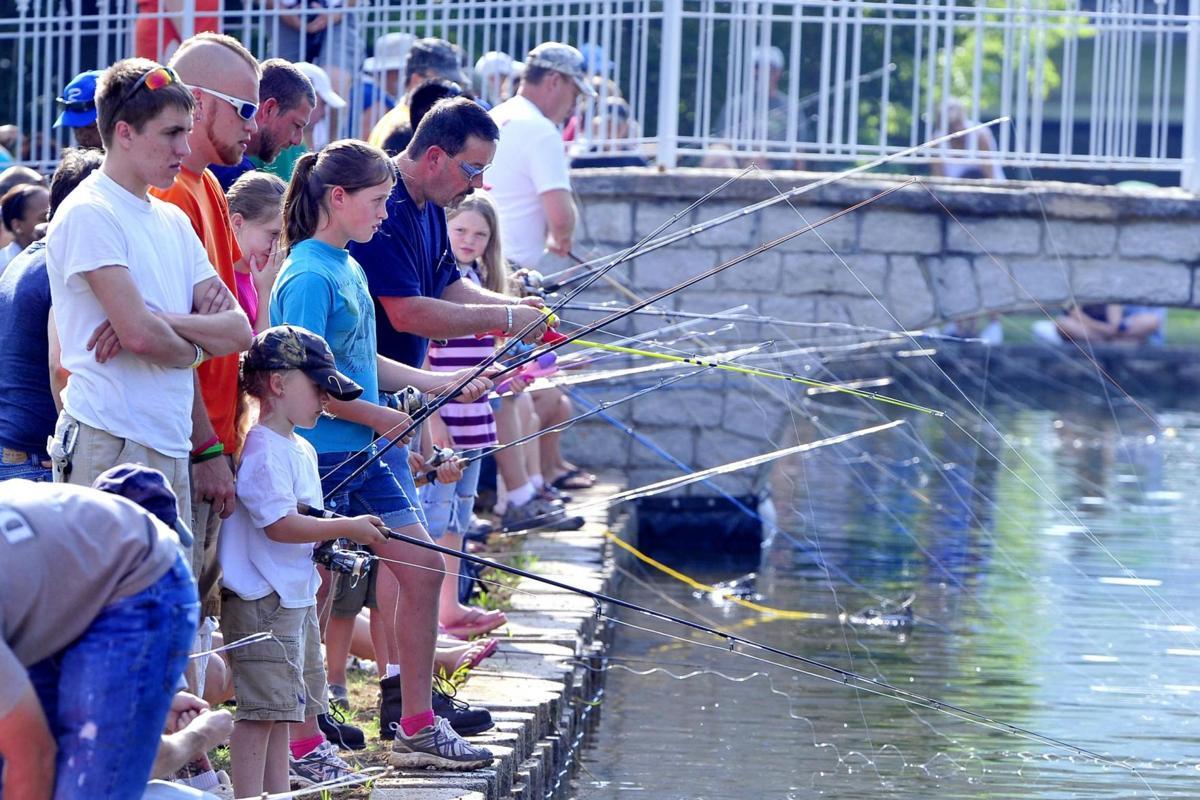 Kid fishing day set at Stonebridge