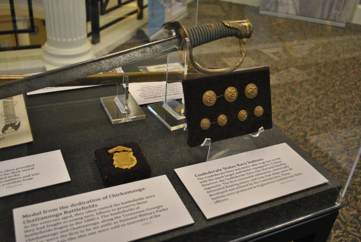 Civil War exhibit continues at library | Local News