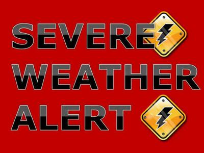 Severe Weather Update from Lincoln County EMA