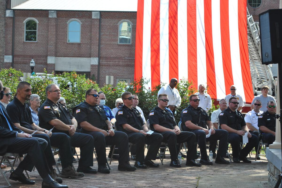 Fayetteville, Lincoln County remembers 9/11