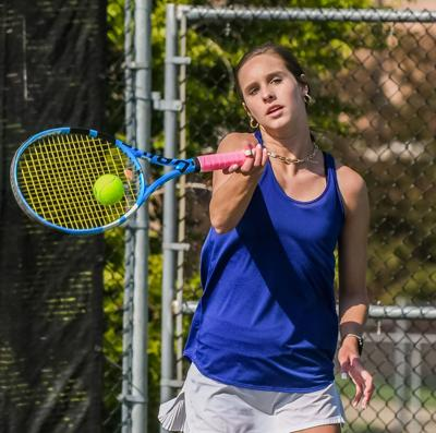 LCHS Tennis finish as top seed
