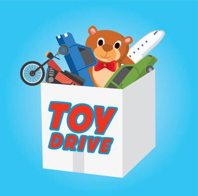 Toy drive donation boxes go out across county