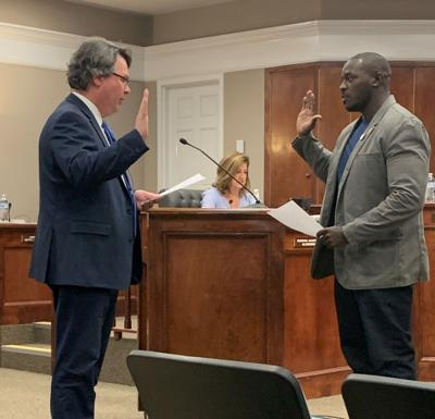 New Parks and Recreation Director takes oath