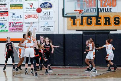 Lady Tigers continue to roll