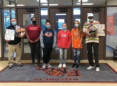 Fayetteville City Schools honors custodians