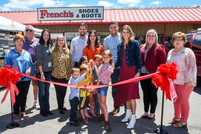 French's Shoes and Boots Grand Opening