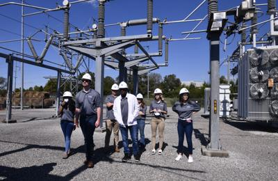 Student Utility Board learns about FPU's electric department
